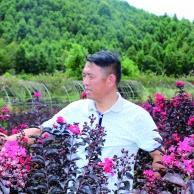 """刘祖治:""""万樟园林""""绿富万民"""