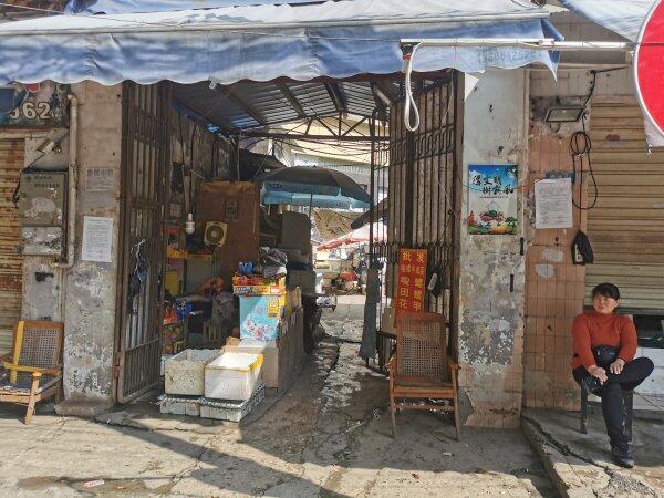 西长街水产市场将搬迁,半世纪的繁华将成记忆