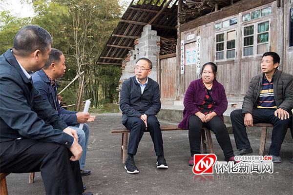 彭国甫在溆浦调研:让山里孩子同样享受优质教育 新湖南www.hunanabc.com
