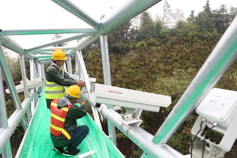 湖南省取消高速公路省界收费站主体工程顺利完工