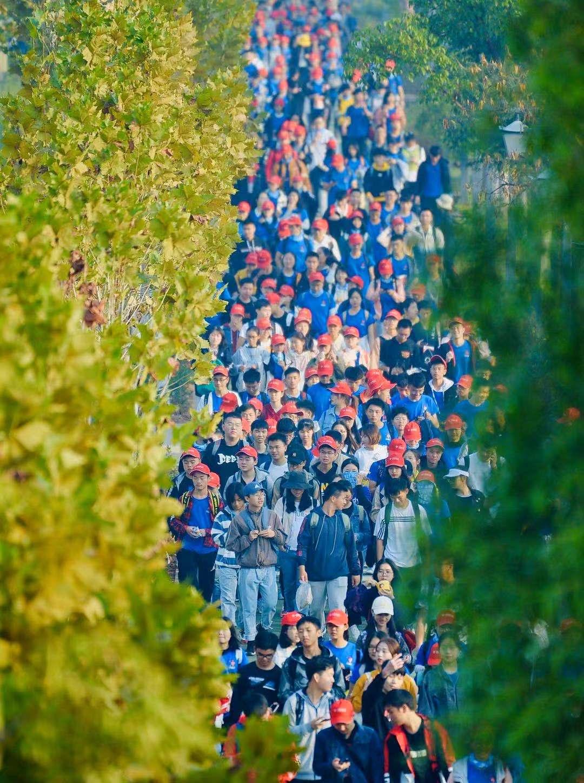 2019湖南(秋季)百公里今天开走 12000人徒步跨越长株潭