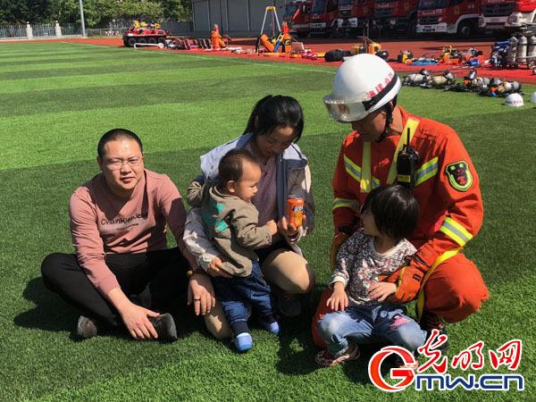 【火焰蓝一周年】走近福州消防救援支队:做平安城市守护者