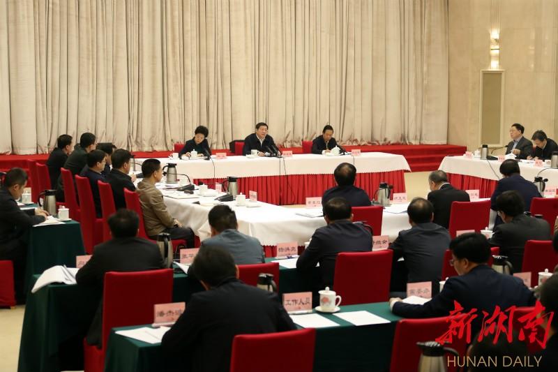 杜家毫主持召开省委网络安全和信息化委员会第二次会议:加快建立完善网络综合治理体系