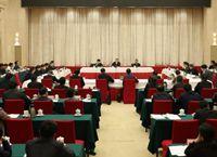杜家毫主持召开省扶贫开发领导小组2019年第三次全体会议 许达哲讲话 乌兰出席