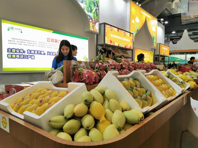"""海内外水果赶来长沙""""开会"""",周末开启""""逛吃""""模式"""