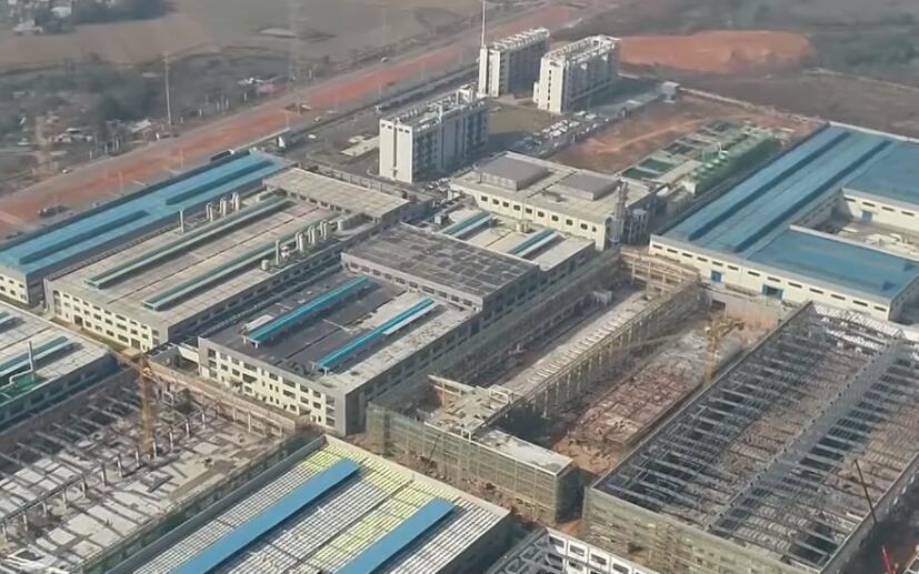 宁乡高新区:打造千亿级锂电谷