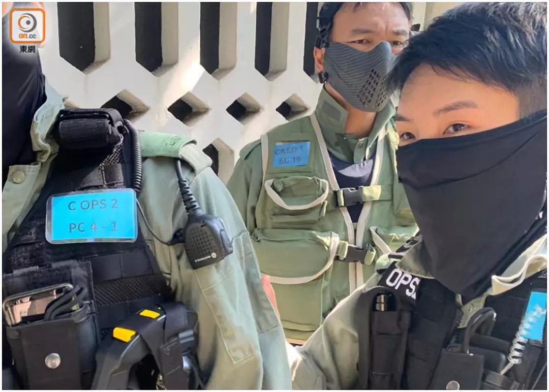港警第二批援军到岗! 新湖南www.hunanabc.com