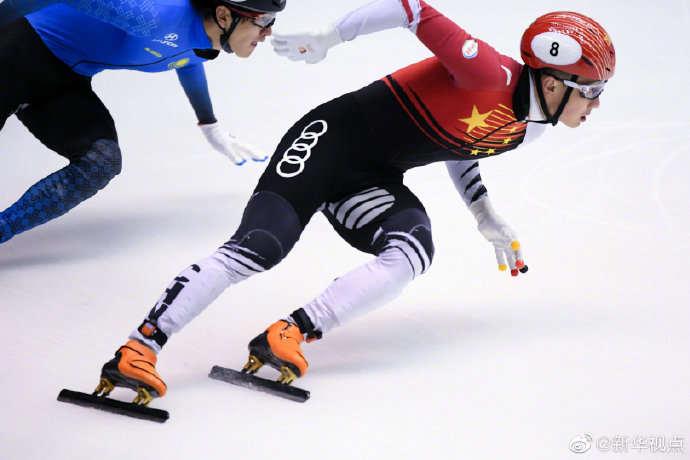 棒!中国队获男子短道速滑5000米接力冠军 新湖南www.hunanabc.com