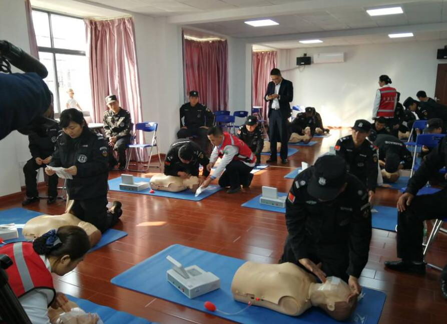长沙市院前急救培训中心启动 将面向公众免费开设培训班