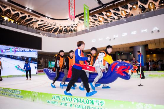 竞技与趣味同行,湖湘大地寻找冰上高手
