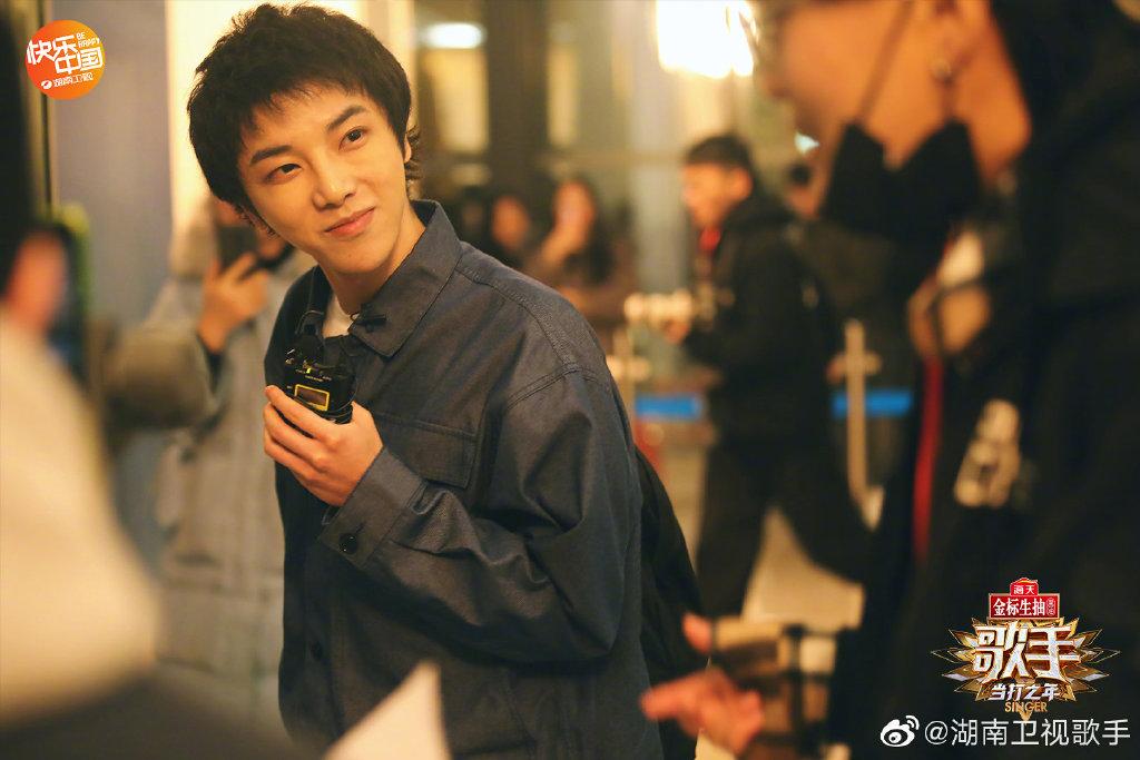湖南卫视《歌手》节目录制!历届最年轻,选曲全开放,你期待吗?