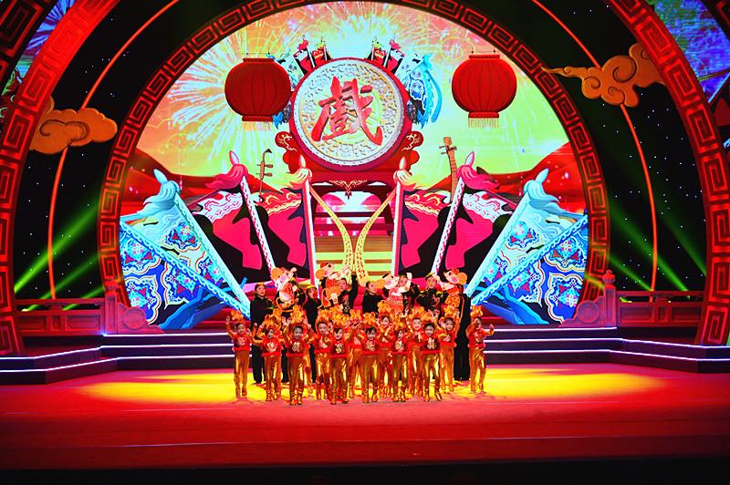 梨园报春,2020湖南戏曲春晚长沙举行
