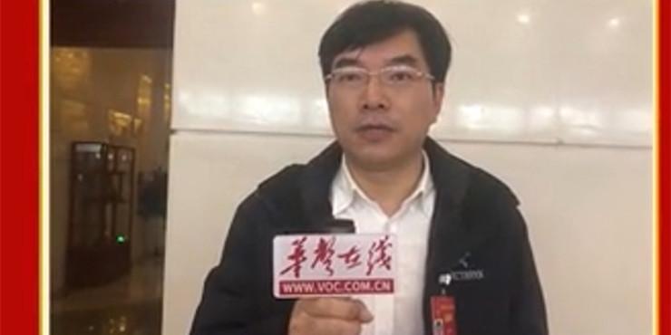 """【一句""""话""""民声】湖南省人大代表张世愚:建议省级层面出台政策支持医养结合"""