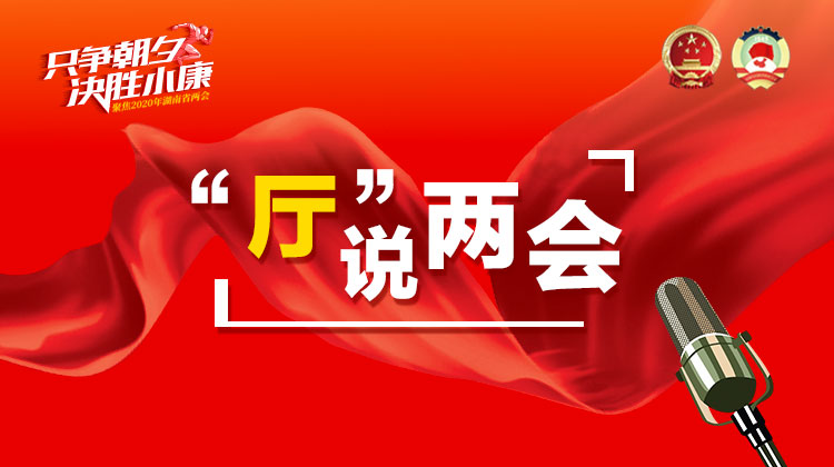 """【""""厅""""说两会】访湖南省住建厅厅长鹿山:坚持""""房住不炒""""加快完善住房市场体系和保障体系"""