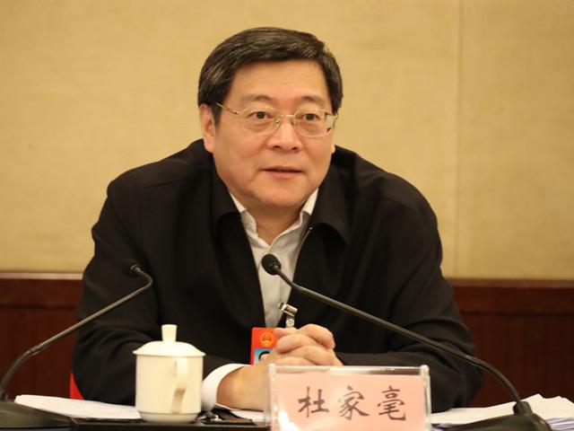 快讯|杜家毫:张家界是中国的名片,首先是湖南的名片