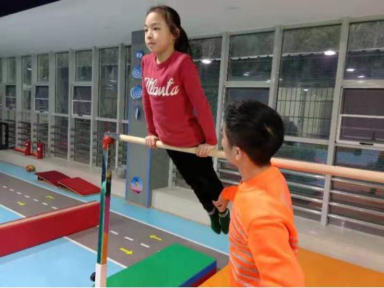 感受体操魅力,湖南青少年快乐体操冬令营闭营