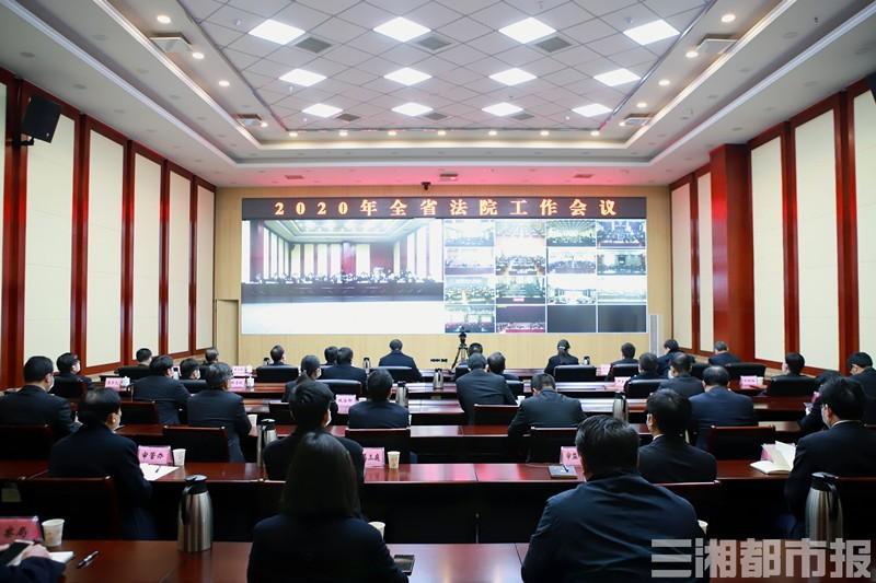 湖南法院:坚决打击涉疫情犯罪活动
