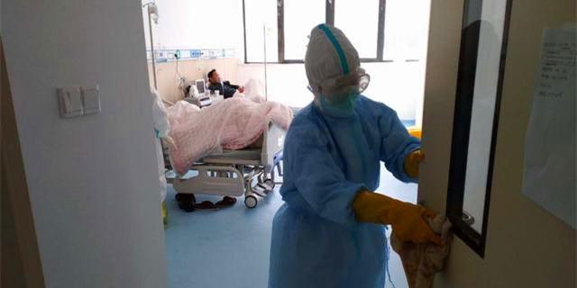 黄冈一线日记(8)感控护士的一天:你们的安全交给我