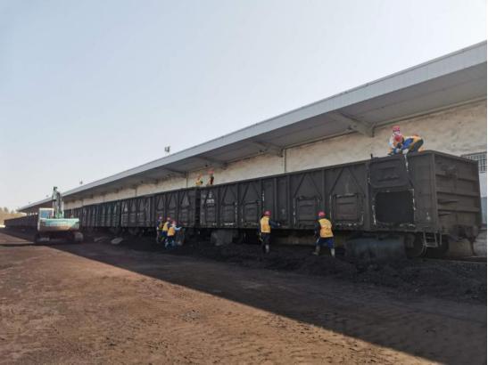 广铁集团抢运百万吨电煤,促粤湘两地复工复产