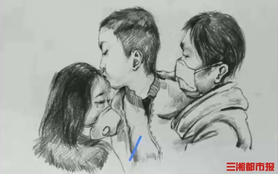 衡阳高三女生在家隔离,她用心完成特殊的艺考