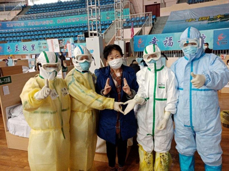 10天80例患者出院,湖南省第四批援汉医疗队救治工作显成效