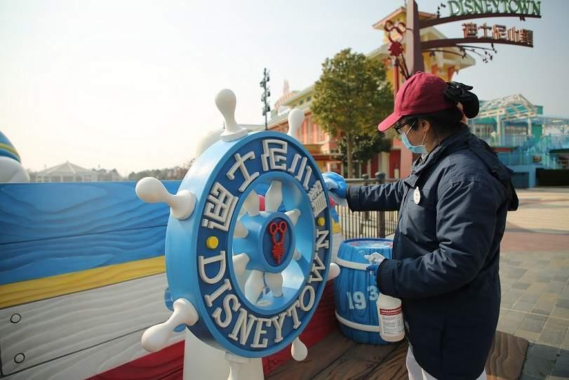 上海迪士尼分步恢复运营:迪士尼小镇开放,乐园继续关闭 新湖南www.hunanabc.com