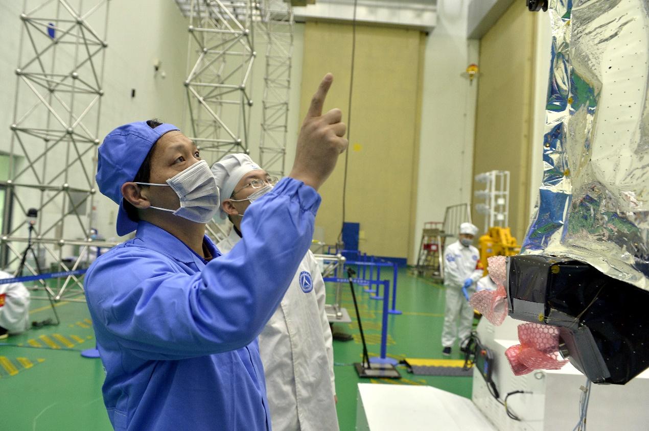 疫情下的又一次成功航天发射 北斗全球组网仅有一步之遥 新湖南www.hunanabc.com