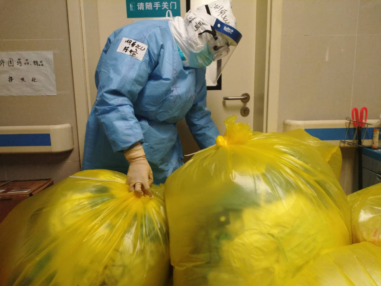 """黄冈一线:最有技术含量的""""清洁工"""" 新湖南www.hunanabc.com"""
