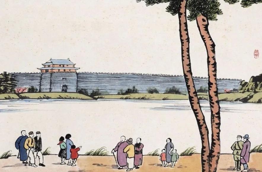 丰子恺丨 为你画下整个春天 新湖南www.hunanabc.com