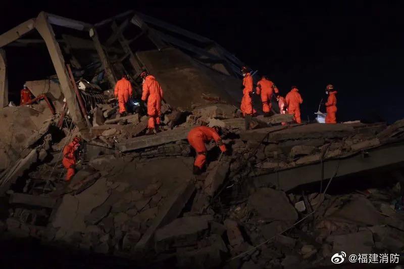 最后一个生还者:我在泉州隔离酒店废墟下的69小时33分 新湖南www.hunanabc.com