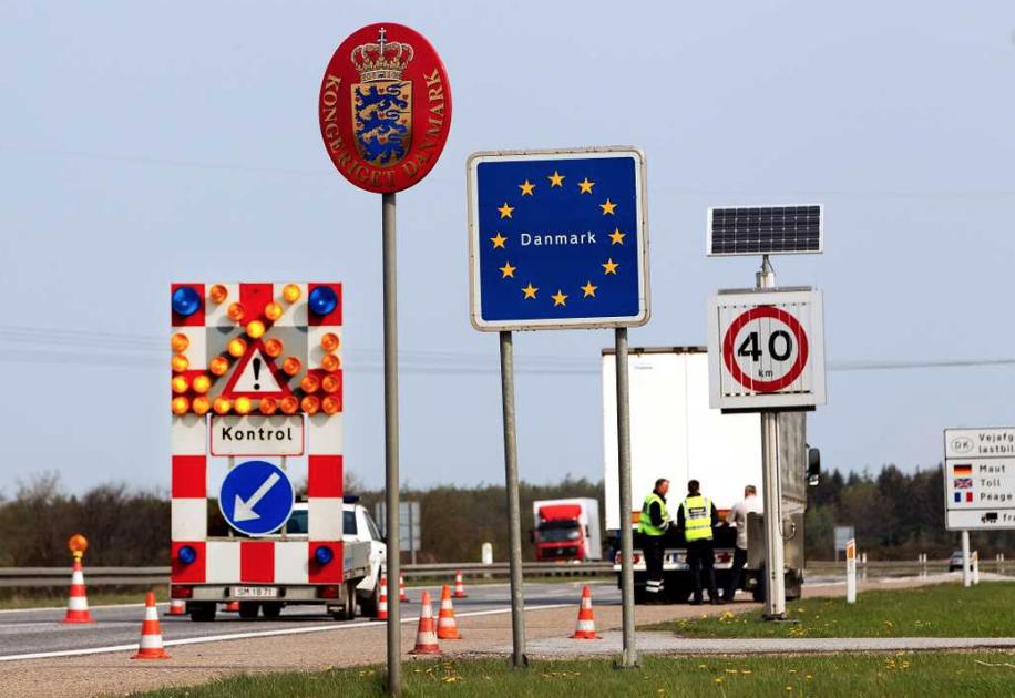 丹麦3月14日12点起将关闭边境 新湖南www.hunanabc.com