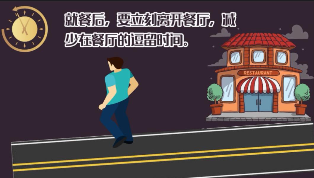 复工就餐的正确操作,你get到了吗? 新湖南www.hunanabc.com