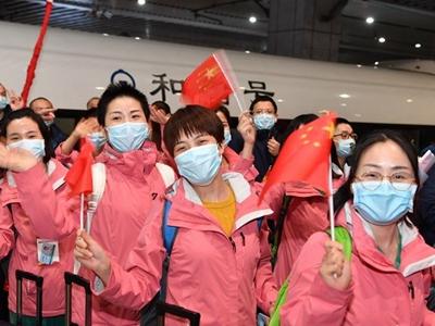 人民日报|湖南对口支援湖北黄冈——同心战疫 点亮希望