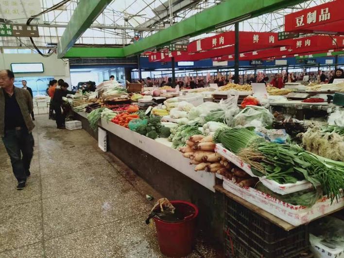 怀化拟新改扩建农贸市场和乡村集市90处