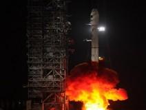 我国成功发射巴基斯坦通信卫星1R