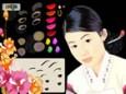 韩国小姐真人妆-女孩小游戏