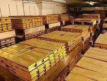 美国会偷走德国黄金吗?