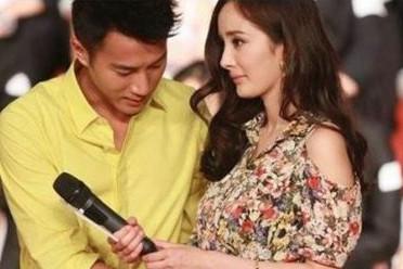 刘恺威报喜杨幂怀孕三个月 盘点未婚先孕的女星
