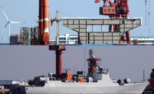 """美印""""拥航母自重"""" 中国建第二艘航母有何不可"""