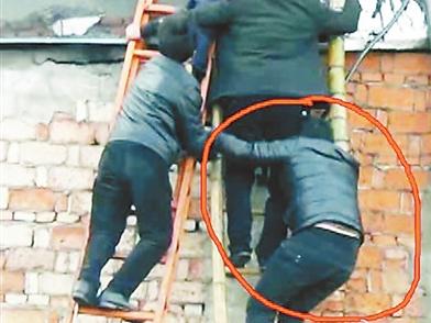 """温岭火灾""""顶梯哥""""是打工者 曾经因盗窃而坐牢"""