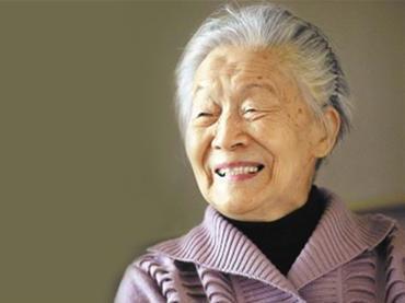 杨绛103岁生日拒祝寿:我无名无位活到老