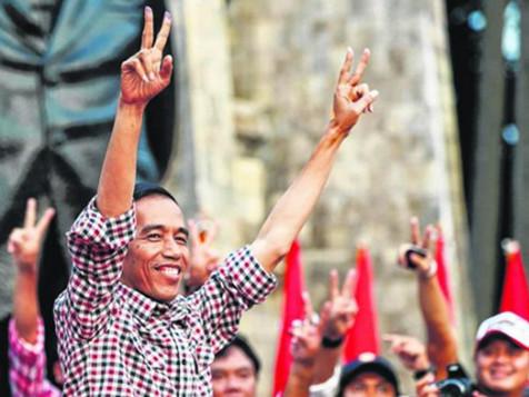 印尼奥巴马当选总统 在部分地区一票未得