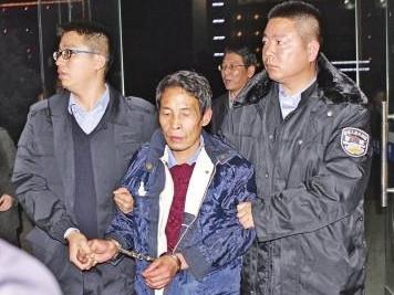 砍杀3名小学生嫌犯在妹妹家被抓 传言:本想杀村干部