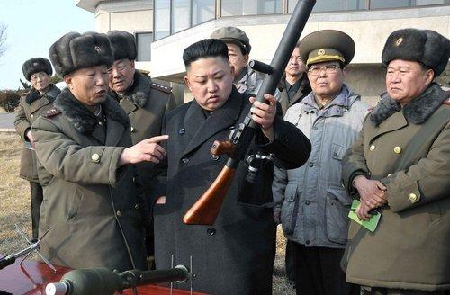 为何说西方正式向朝鲜举起了屠刀