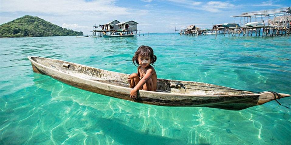 """探秘""""海上吉普赛人"""" 一生都与海洋为伴"""