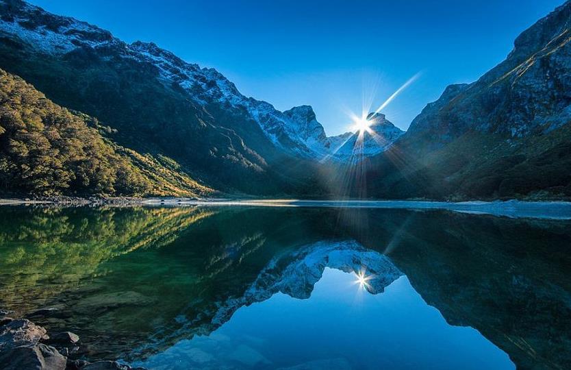 探访梦幻国度最美新西兰 一眼就爱上