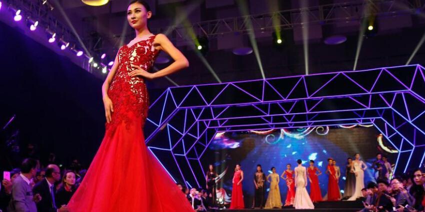 2015湖南新丝路模特大赛