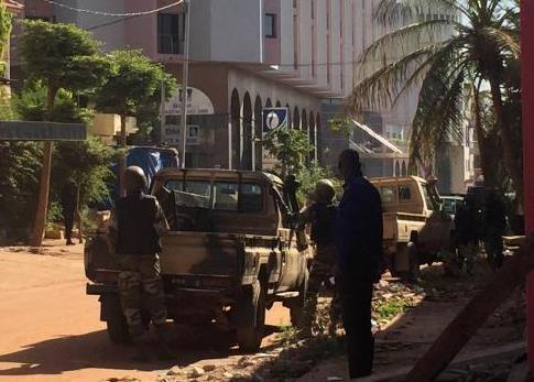马里首都一酒店170人遭劫持 多名中国旅客被困