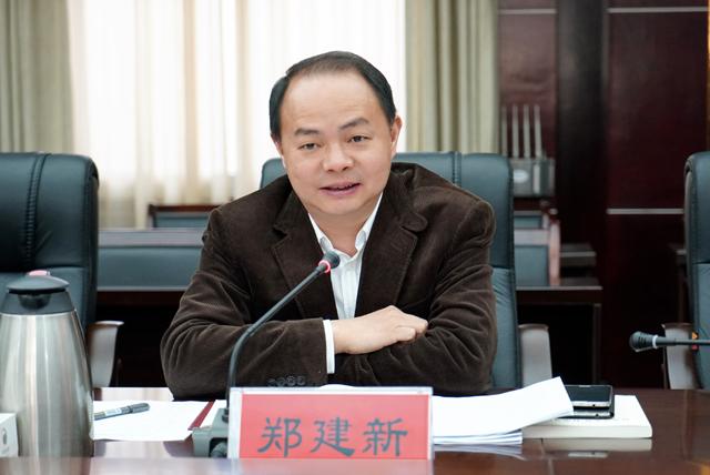省财政厅厅长郑建新:率先践行五大发展理念