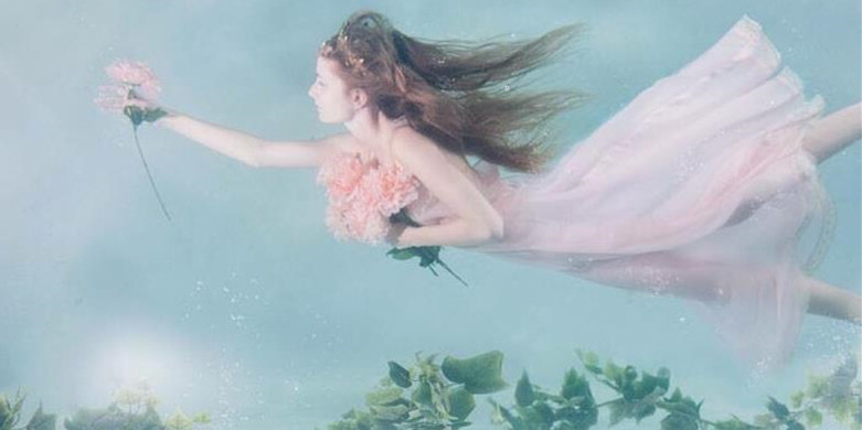 梦幻唯美人像 触动你的童话少女心